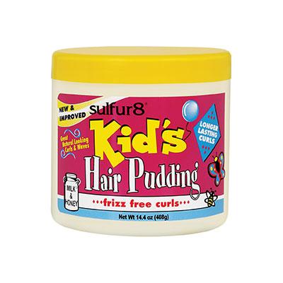 Kid's Hair Pudding