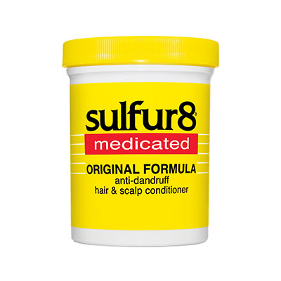 Medicated Original Hair and Scalp Conditioner