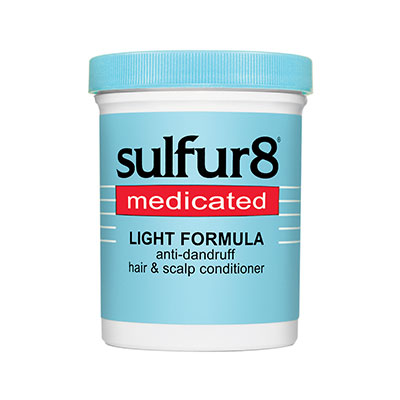 Medicated Light Hair and Scalp Conditioner