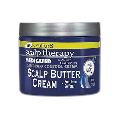 Medicated Dandruff Control Scalp Butter Cream