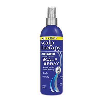 Medicated Dandruff Control Scalp Spray
